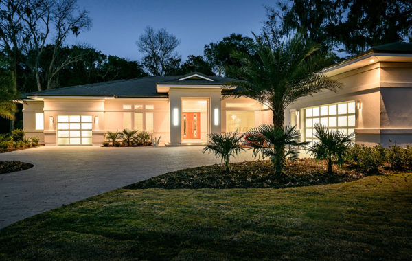 Country Club Contemporary