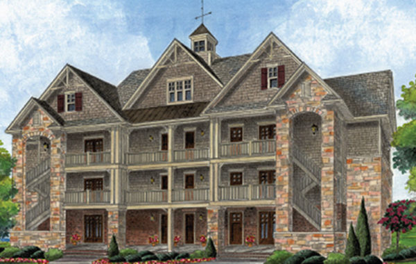 Tennessee Country Club Development